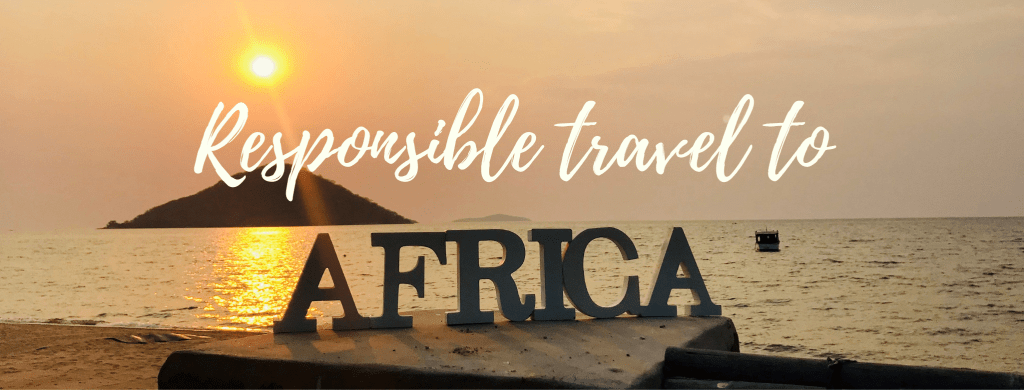 The beginning of our impact organisation, the Facebook group responsible travel to Africa